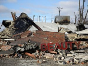 Ferguson ruins caused by partial truths.